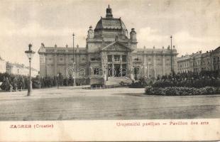 Zagreb, Umjetnicki paviljon / Art pavilion