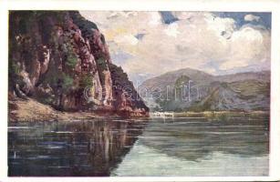 Kazan Gorge, Kazán-szoros, Klösz