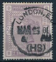 1883 Viktória Mi 82 (Mi EUR 80,-)