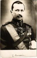 1943 Carl Gustaf Emil Mannerheim, former President of Finland (EK)