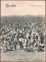 1914. szeptember 27.  Az Érdekes Újság II. évfolyamának 39. száma, benne - többek között - a háborús események, résztvevők, politikusok, gerince sérült, 40p