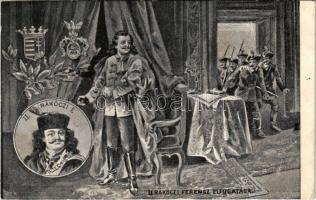 1906 II. Rákóczi Ferenc elfogatása / Arrest of Francis II Rákóczi
