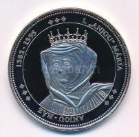 DN Magyarország Keresztény Királyai / II. Mária Terézia 1740-1780 jelzetlen Ag emlékérem (19,99g/0.333/39mm) T:PP