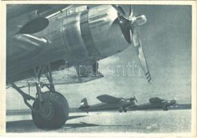 Letadla Praga E 114. Aeroklub republiky Ceskoslovenské. Am. foto Silhan / Czechoslovak airplane (EK)