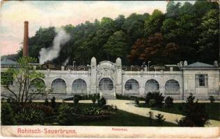 Rogaska Slatina, Rohitsch-Sauerbrunn; Kaiserbad / spa, bath (EM)