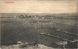 Koper, Capodistria, Capo DIstria; port (EK)
