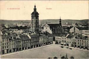 Ceske Budejovice, Námestí / square