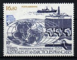 Oceanic oil drill, Óceáni olajfúrás, Ozeanisches Erdöl-Bohrprogramm