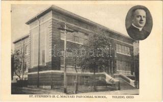Toledo (Ohio), St. Stephens (R.C. Magyar) Parochial School