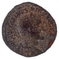 Római Birodalom / Róma / I. Maximinus Thrax 236-238. Sestertius Br (29,74g) T:3 Roman Empire / Rome / Maximinus Thrax I 236-238 Sestertius Br MAXIMINVS PIVS AVG GERM / [SA]LVS AVGVSTI [S-C] (29,74g) C:F RIC IV-2 85.
