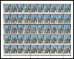 1993 Europa CEPT: Kortárs művészet teljes ívsor (40.000) / Mi 4241-4242 complete sheets