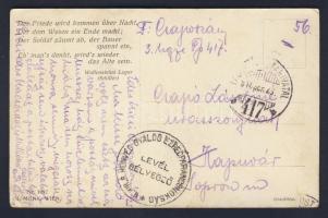 1918 Képeslap / Postcard TP 417b