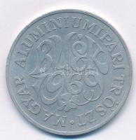 1969. Magyar Alumíniumipari Tröszt - BUÉK Al emlékérem (40mm) T:2