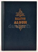 Dr. Kollin Ferenc (szerk.): Balaton album. Reprint, magyar és német nyelven. Bp., 1983, Állami Könyvterjesztő Vállalat. Kiadói kartonált kötésben, aranyozással.