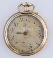 Locarno watch zsebóra megviselt, hiányos állapotban d 5 cm