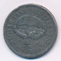 1969. 50Ft Tanácsköztársaság ólom hamisítványa (~1,8mm vastagság, 17,70g) T:3-