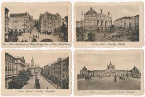 Lviv, Lwów, Lemberg; 11 pre-1945 postcards