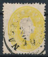 1861 2kr NAGY-(KANIZSA)