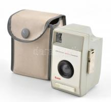 Kodak Brownie Vecta fényképezőgép, jó állapotban, eredeti tokjával