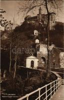 1913 Locarno, Madonna del Sasso / sanctuary, pilgrimage church