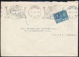 Norvégia 1955