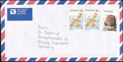 Namíbia 1997