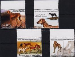 2002 Kutyák Mi 675-678