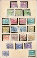 Csehszlovákia szép gyűjtemény albumban 1919-1960 / Czechoslovakia nice collection in album