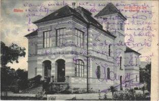 1917 Alvinc, Vintu de Jos; Báró Horváth -féle kastély / castle (Rb)