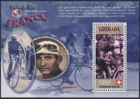 2003 Tour de France blokk Mi 704