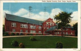 1939 Cedar Rapids (Iowa), Cedar Rapids Country Club (EK)