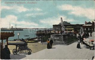 Southsea (Portsmouth), Clarence Esplanade (EK)