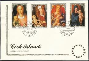 Cook-szigetek 1988