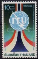 100th anniversary of International Telecommunication Union, 100 éves a Nemzetközi Távközlési Unió, 100 Jahre Weltfernmeldeunion