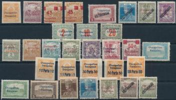 1919 31 klf bélyeg Bodor vizsgálójellel (31.650)
