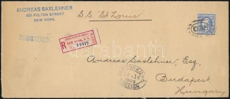 Amerikai Egyesült Államok 1909