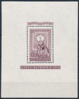 1951 Lila blokk LUXUS minőségben (400.000)