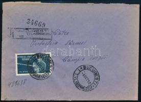 Románia 1953
