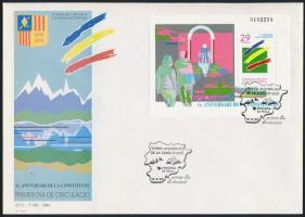 Spanyol Andorra 1994