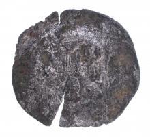 Bizánci Birodalom / Konstantinápoly / II. Ióannész Komnénosz 1118-1143. Aspron Trachy Stamenon (3,45g) T:3 Byzantine Empire / Constantinople / John II Comnenus 1118-1143. Aspron Trachy Stamenon (3,45g) C:F
