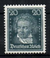 1926 Beethoven Mi 392 (**Mi EUR 170.-) Signed Schlegel