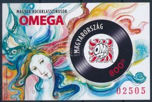 2020 Magyar rockklasszikusok: Omega vágott blokk