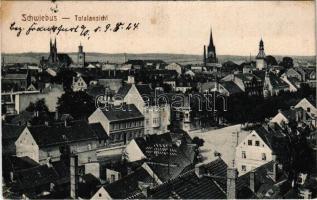 1924 Swiebodzin, Schweibus; Totalansicht / general view (EB)