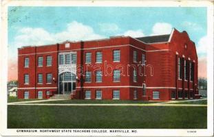 Maryville (Missouri), Gymnasium, Northwest State Teachers College (EK)