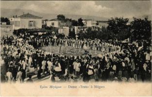 Megara, Danse Trata / Greek folk dance