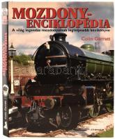 Colin Garett: Mozdony-enciklopédia. Bp., 2000 Athenaeum. Kiadói kartonálás papírborítóval