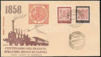 Olaszország 1958