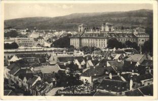 1956 Kismarton, Eisenstadt; kastély / castle (kis szakadás / small tear)