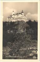 Fraknó, Forchtenstein; Schloss / Fraknó vára / castle (felületi sérülés / surface damage)