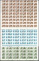 1973 Képes portó 100 sor teljes ívekben (10.000)